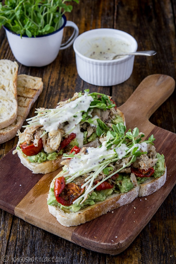 avocado-snow-pea-sandwich