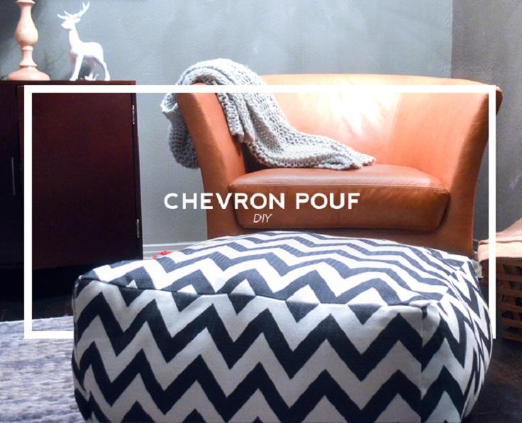 chevron-floor-poufs
