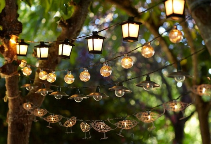 10 Great Deck Lighting Ideas For Your Outdoor Patio: Top 10 Ways To Decorate Your Dream Garden