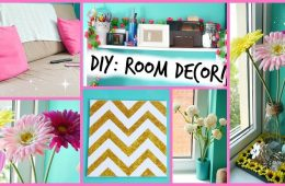 Top 10 DIY Room Decor Life Hacks | Top Inspired