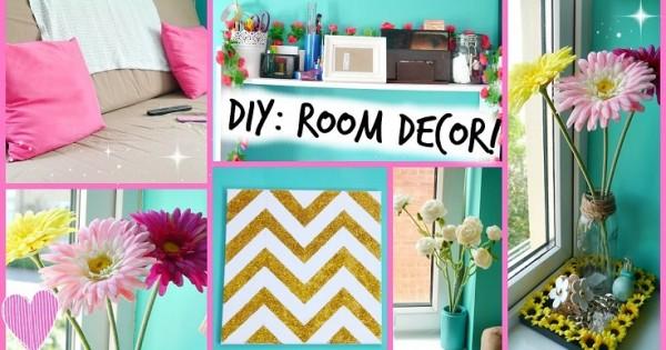 Top 10 diy room decor life hacks for Room decor life hacks
