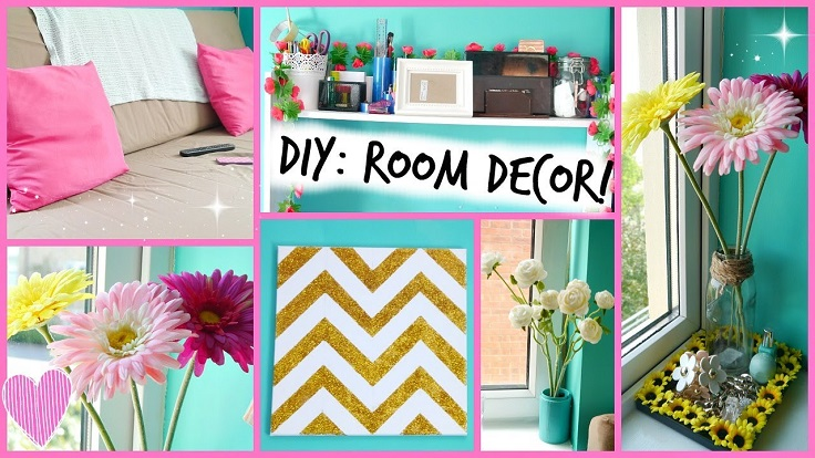 Top 10 diy room decor life hacks top inspired for Room decor hacks