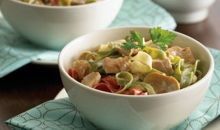 easiest-dinner-recipes-Tuna-Fettuccini-Alfredo