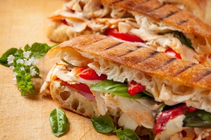ham-and-pickled-tomatoe-sandwich