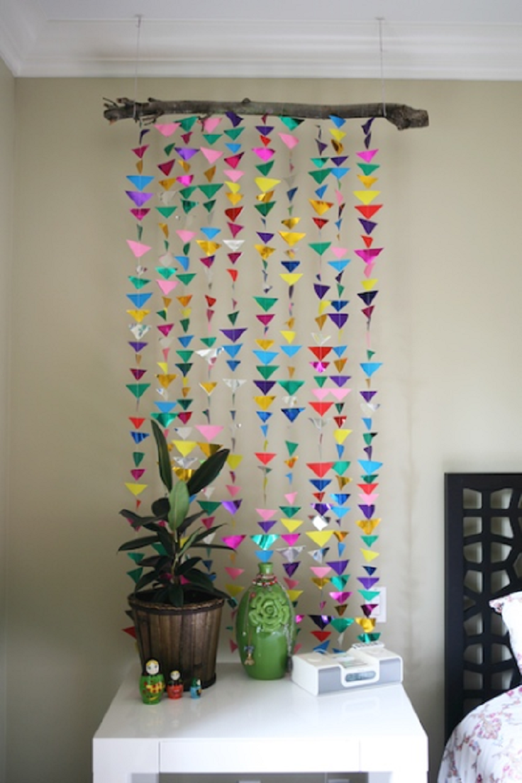 Top 10 diy decorating ideas for kids room top inspired for Ideas para decorar la casa