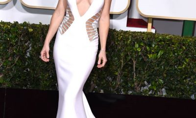 Top 10 Best Dressed Females at the Golden Globes 2015 | Top Inspired