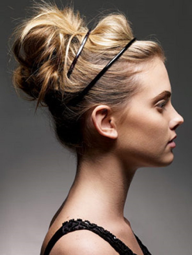 Top 10 Fast and Simple Workout Hairstyle Ideas