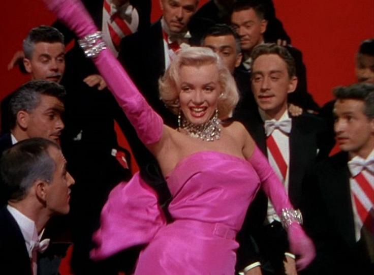 monroe-pink-dress