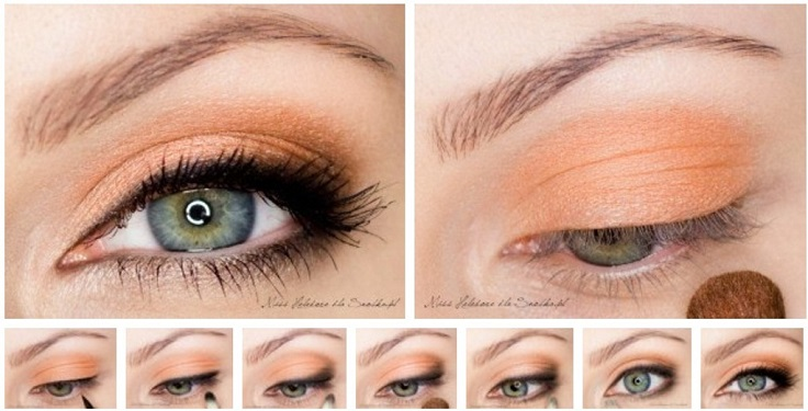Top 10 Smudged Eyeliner Makeup Tutorials