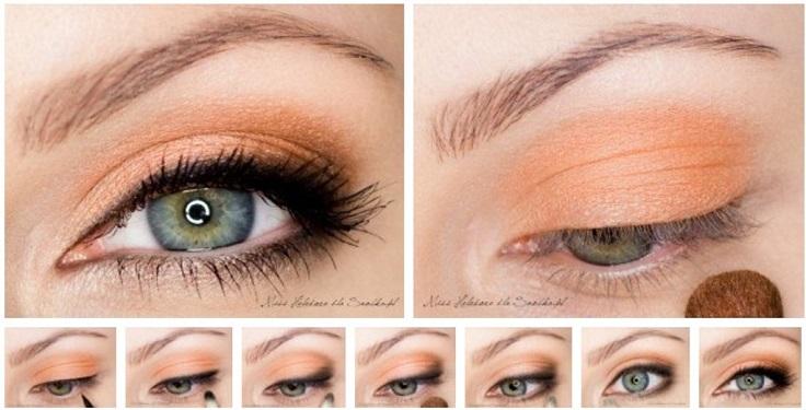 orange-and-black-eyeshadow