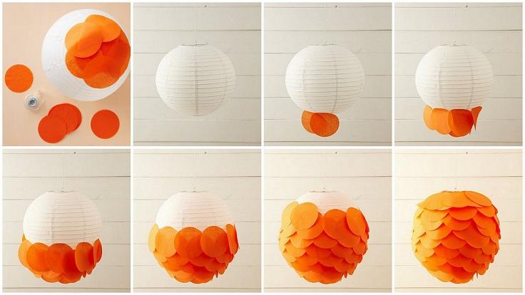 orange-paper-lantern