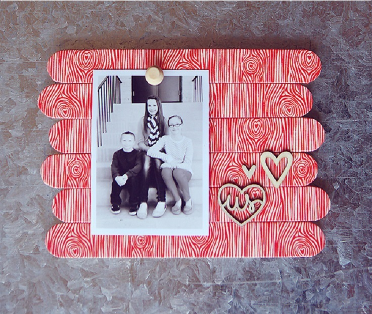 Top 10 Cute DIY Decorative Photo Frames - Top Inspired