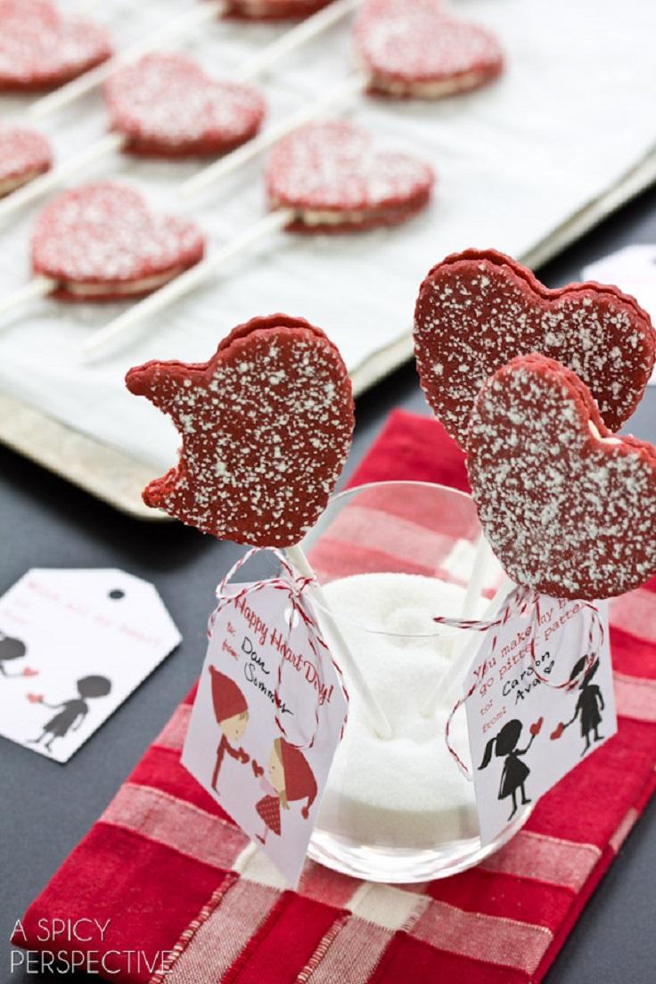 Top 10 Valentine's Day Delicious Dessert Recipes