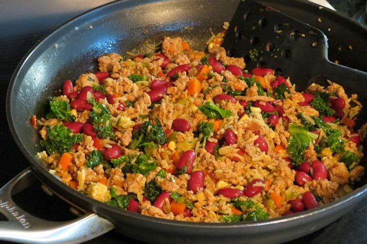 rice-with-turkey-and-veggies