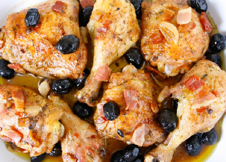 roasted-chicken-with-oil-cured-olives-and-pancetta