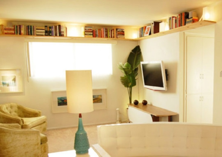 Top 10 Ways To Make A Small Living Room Look Bigger