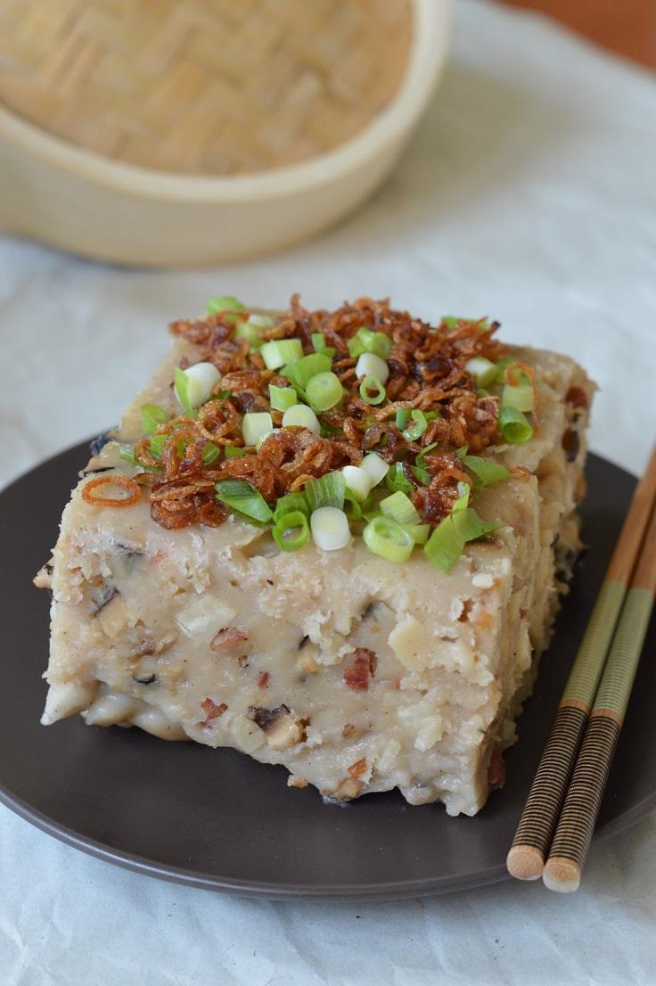 taro-cake