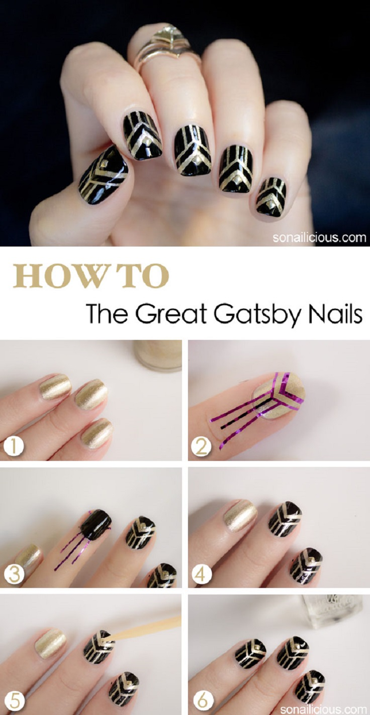 Top 10 Romantic Nail Tutorials For This Month