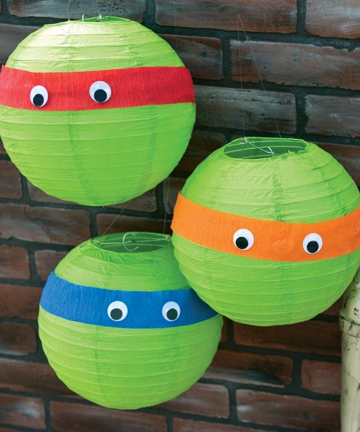 turtles-paper-lantern