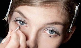 Top 10 Trendy Runway Eyeliner Looks to Try Out   Top Inspired