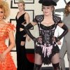 Top 10 Worst Dresses Celebrities At The Grammy 2015 Awards | Top Inspired