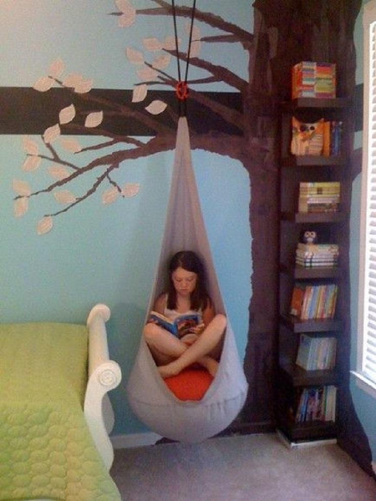 10-Reading-nook-for-Kids-idea-Amusing-Bookshelves