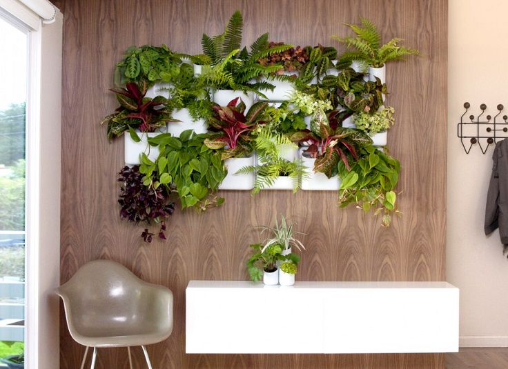 Top 10 Cool Vertical Gardening Ideas - Top Inspired
