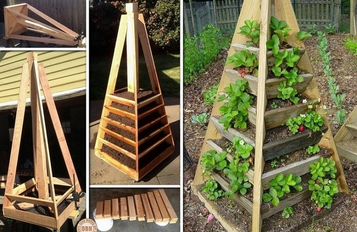 2-Vertical-Pyramid-Garden-Planter-DIY
