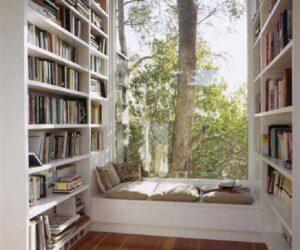 Top 10 Inspiring Home Library Design Ideas