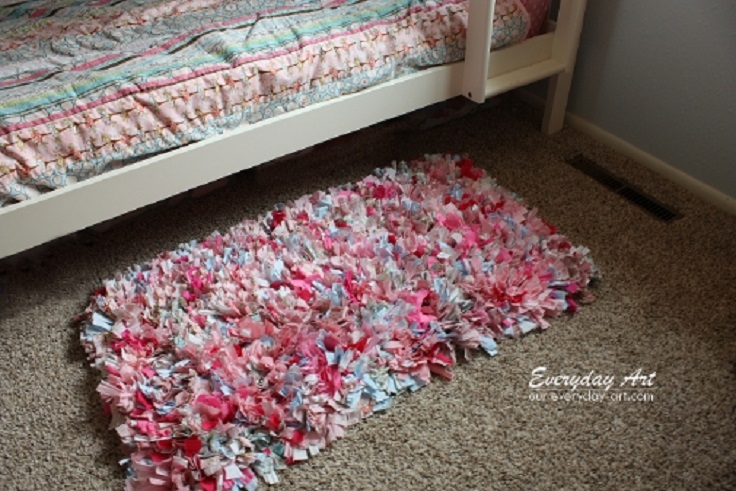 Идеи из лоскутков ткани
