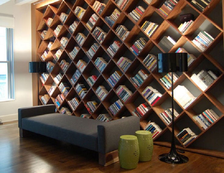 8-Unusual-modern_home_library