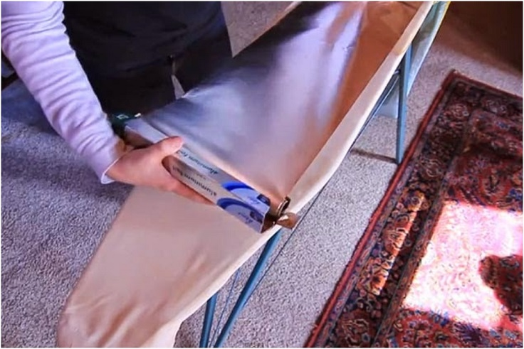 Cut-your-ironing-time-in-half-with-aluminum-foil