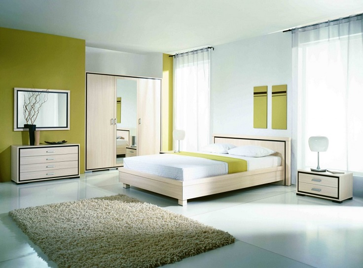 Top 10 feng shui tips for your bedroom top inspired for Feng shui interior paint colors