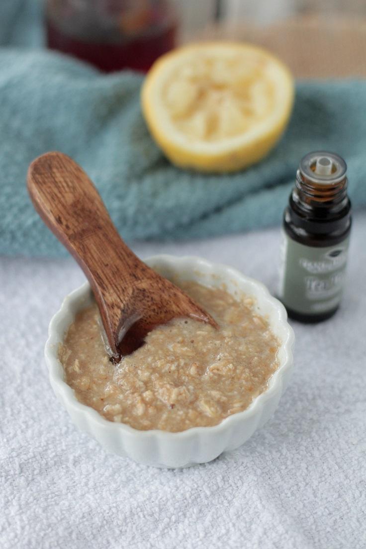Honey-Oatmeal-Mask