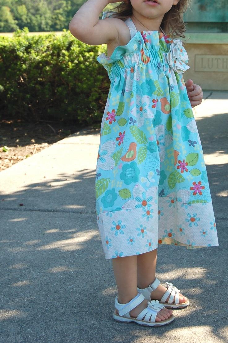 Simple-Summer-Dress