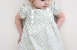 TOP 10 Patterns for Adorable Little Girls' Dresses   Top Inspired
