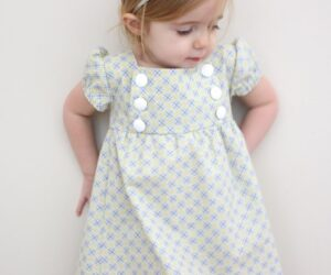 TOP 10 Patterns for Adorable Little Girls' Dresses