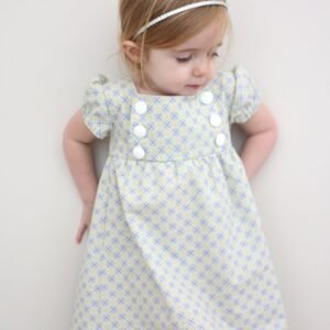 TOP 10 Patterns for Adorable Little Girls' Dresses | Top Inspired