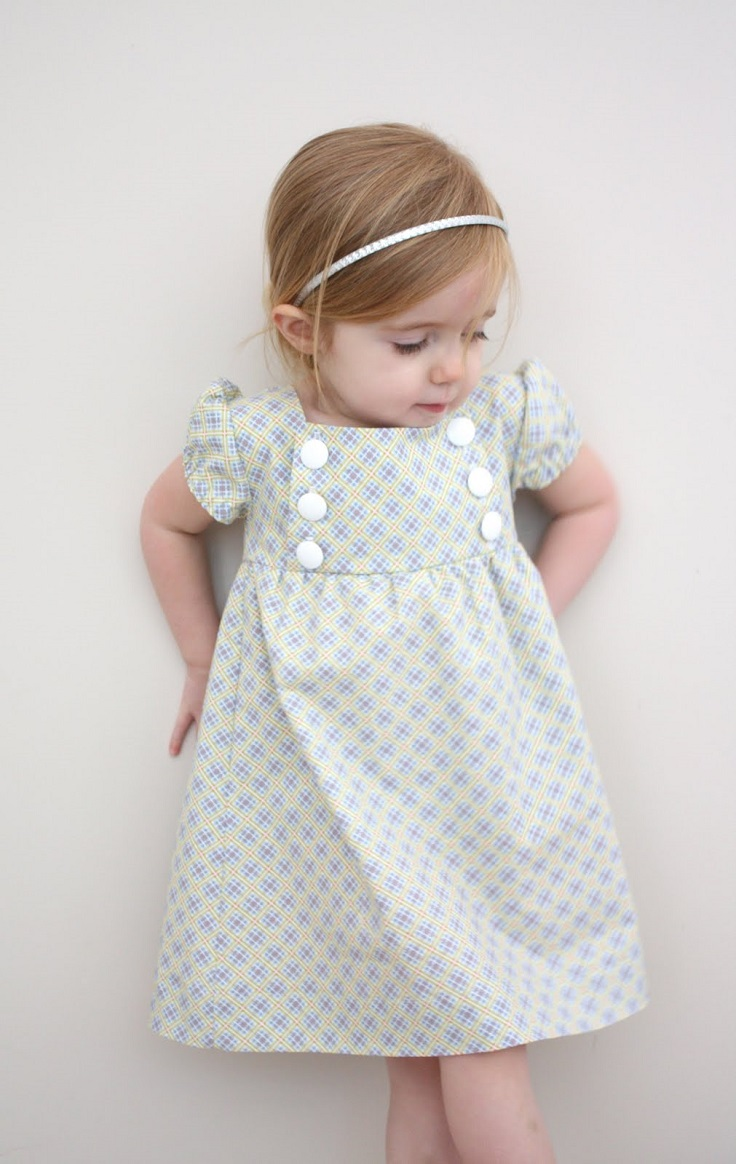 Wedding Little Girls Dresses 10 patterns for adorable little girls dresses top dresses