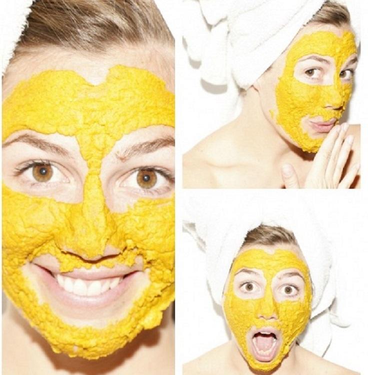 Turmeric-Face-Mask