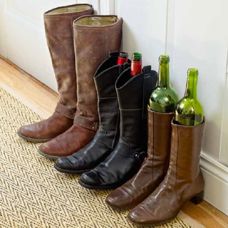 boots-with-wine-bottles-in-them