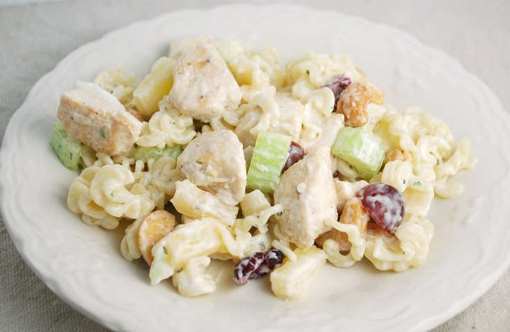 Top 10 Pasta Recipes With Chicken