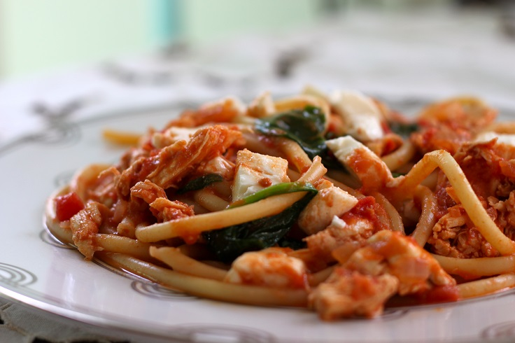 Top 10 Pasta Recipes With Chicken | Top Inspired