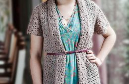TOP 10 Free Crochet Patterns for Stylish Spring Inspired Cardigans | Top Inspired
