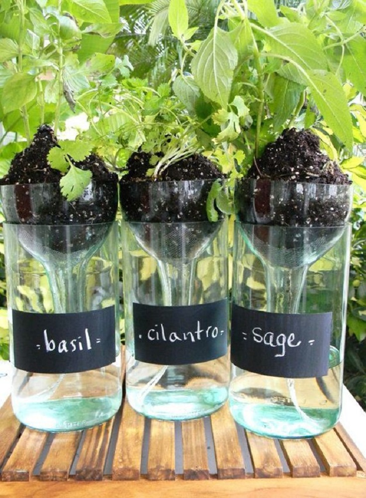 Top 10 Awesome Things To Make Using Empty Wine Bottles ...