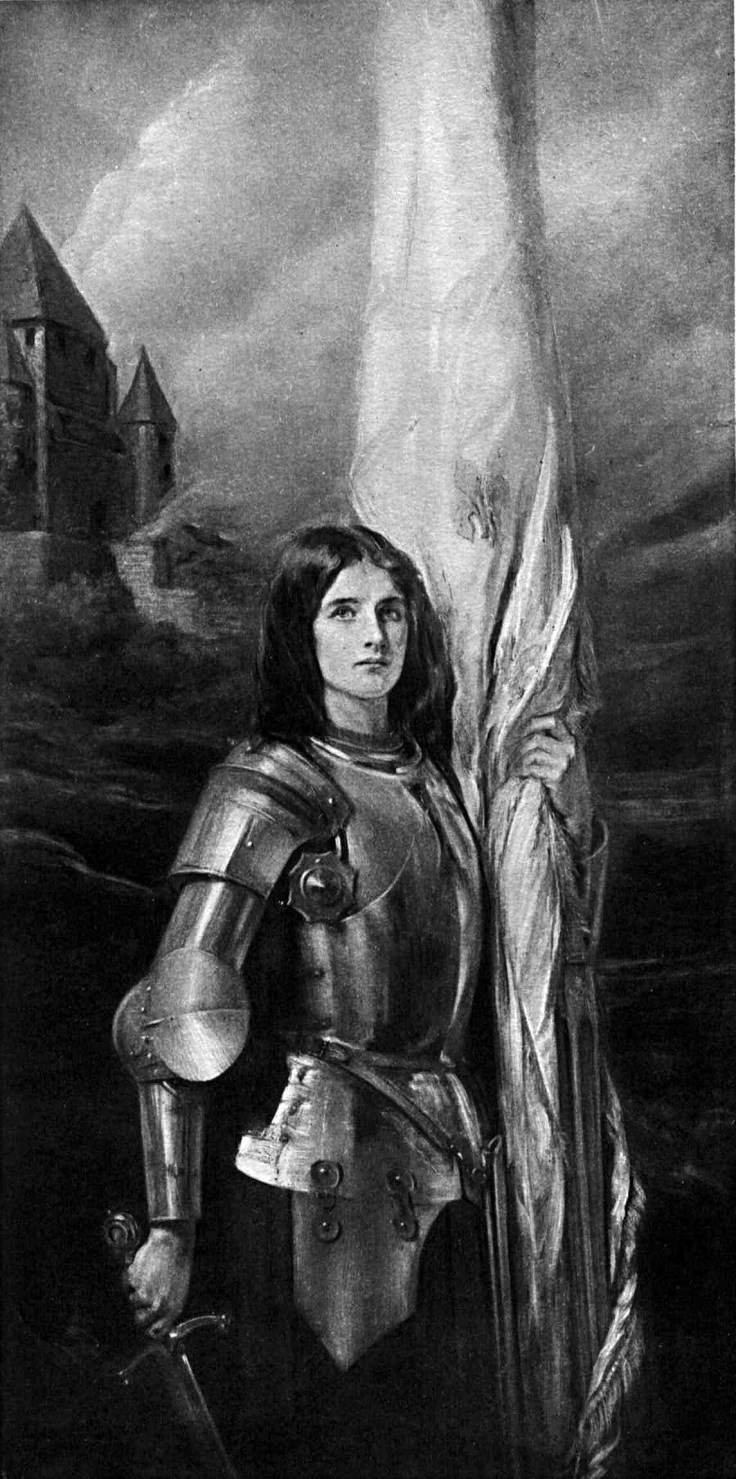 the life and influence of joan of arc In my humble opinion i believe saint joan of arc is even more important for us today than she  utmost of her ability to serve him all the days of her life,.