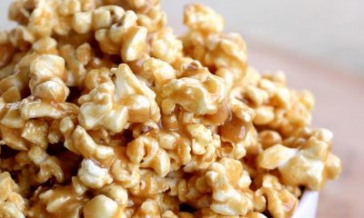 Top 10 Sweet Popcorn Recipes You Are Going To Love | Top Inspired