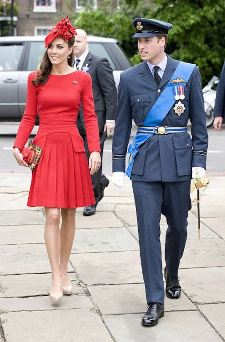 Top 10 Kate Middleton's Spring Outfits