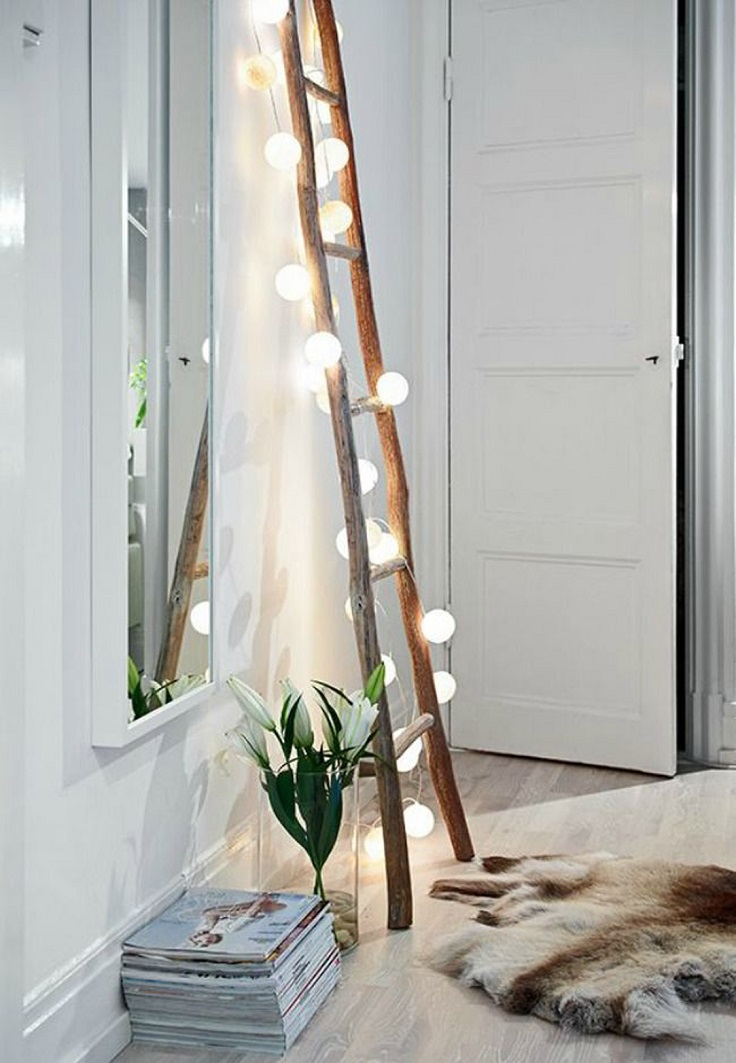 rustic-ladder-lighting