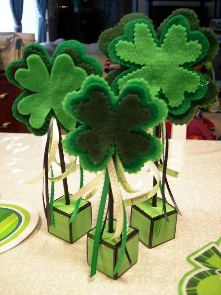 Top 10 diy st patrick 39 s day projects to do this year for Decoration saint patrick